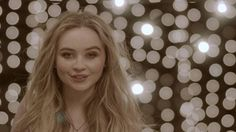 Śliczna Sabrina Carpenter - We'' Be The Stars #disney
