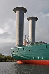 Rotor Ship