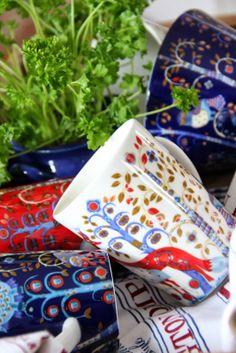 Iittala Taika. Vai Pikkutalon elämää. Fika, Ceramic Pottery, Old And New, Kitchen Decor, Sweet Home, Ceramics, Dishes, Tableware, Utensils