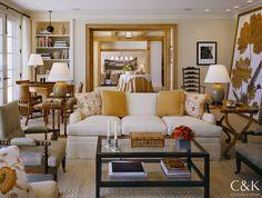 From the Portfolio of Cullman & Kravis: Hamptons Waterfront Estate.