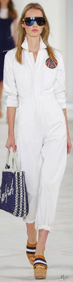 Spring 2016 Ready-to-Wear Ralph Lauren