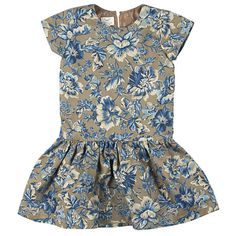 Sandy Floral Dress - yes I know this is for a child I just love the print!