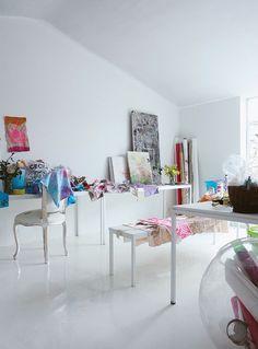 Designer Carolyne Quatermain. |    lookslikewhite Blog - lookslikewhite