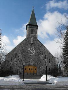 Lasalle, QUebec Notre-Dame-du-Sacré-Coeur Catholic Church | Flickr - Photo Sharing!
