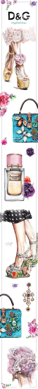Dolce&Gabbana inspiration on Behance