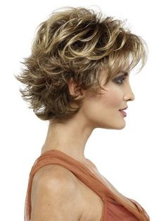 Victoria Wig by Envy (Clearance) - The HeadShop Wigs Curly Hair With Bangs, Haircuts For Curly Hair, Curly Hair Cuts, Short Curly Hair, Short Bob Hairstyles, Hairstyles With Bangs, Short Hair Cuts, Curly Hair Styles, Wavy Hair