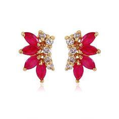 🌸❤️#jewelry #jewellery #accesories #bijoux #swarovski #elements #crystals #handmade #fashion #украшения #бижутерия #сваровски #кристаллы #ручная #работа #москва #мск #followme #bratislava #slovakia #moscow #russia #diosa_jewellery #blogger #blog #earrings #redcolor