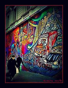 piazzolla en las calles de buenos aires