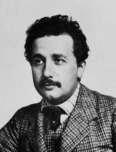 Swiss-German-American Physicist Albert Einstein (1879-1954)