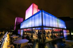 We love this awesome exterior shot of The Deck taken by @jackladenburg #venue #London #SouthBank