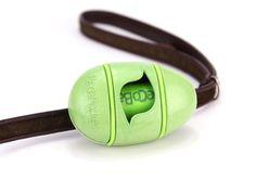 BecoThings Eco-Friendly Bag Dispenser - Green