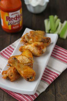 Crispy Buffalo Chicken Wings  #21dsd #chicken #buffalowings