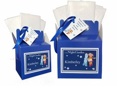 Personalised In the Night Garden Themed Birthday Party Favour Lunch Gift Box/Bag
