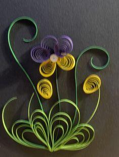 Ево још неколико идеја за прављење осмомартовских честитки. Један од мојих омиљених цвјетова а могу се радити у различитим бојама тако да ...