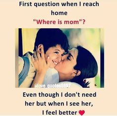 A Mother's Love is True Love Father Daughter Love Quotes, Love My Parents Quotes, Mom And Dad Quotes, I Love My Parents, Love U Mom, Father Quotes, Sister Quotes, Real Life Quotes, Bff Quotes