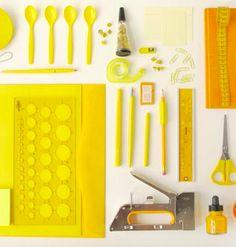 yellow - love this color series by kontur kontur