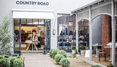Country Road open first café as part of new lifestyle concept
