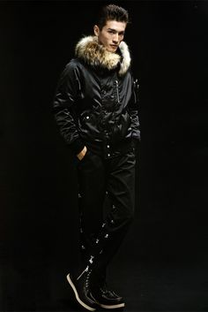 """SENSE: mastermind JAPAN 2012 Fall/Winter """"new order"""" Collection Editorial   Hypebeast"""