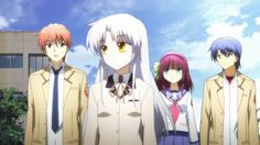 Angel Beats! Episode 13 - Kanade