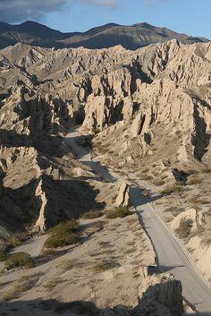 Quebrada de las Flechas - Cafayate - Salta.