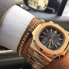 Love this #patekphilippe 5980 rose gold! 💎One of the best 💎 #rich #luxury #millionaire #watch #lifestyle