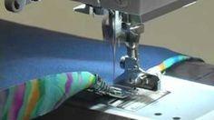 46) BERNINA presser feet -- Simple binder #85 (24mm), via YouTube.