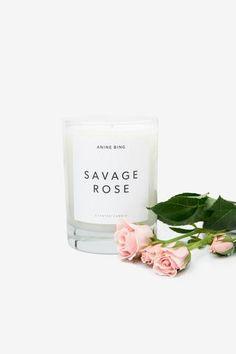 Anine Bing Savage Rose Candle