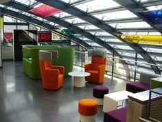 Parcs furniture for learning spaces