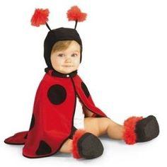 Baby Kostüm Marienkäfer