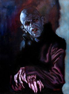 Horror Movie Characters by