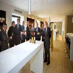 Bodegas Riojanas celebra su 125 aniversario con la inauguración de `enotienda´ y nuevas instalaciones para enoturismo, - A FUEGO LENTO