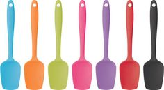 Colourworks Silicone Mini Spoon Spatula | eBay | eBay.co.uk