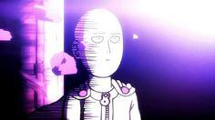 When shit's about ta happen in a fandom and you honestly don't give af. #animecharms #anime #onepunchman #wanpanman #animememe #saitama