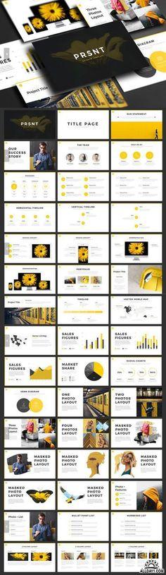 PRSNT PowerPoint & Keynote Templates