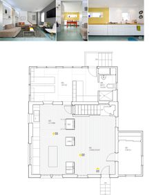 E/L STUDIO - new york / washington :: projects / 63rd Avenue Residence