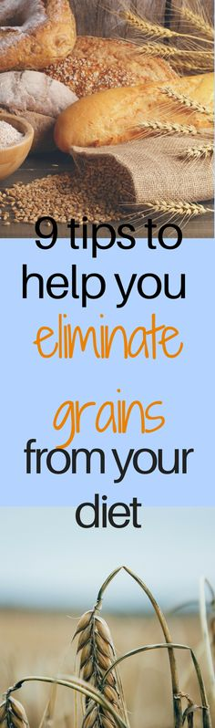 Has eliminating grains from your diet always been relegated to the 'to hard basket'. Try these tips to help you succeed