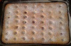 Třešňová bublanina - hrníčkový recept na bublaninu