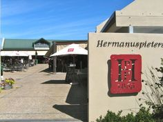 Lovely morning market at the Hermanuspietersfontein Estate in Hermanus. Wineries, Westerns, Cape, Broadway Shows, African, Marketing, Mantle, Wine Cellars, Cabo