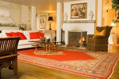 How to Decorate With the Color Coral | Home Guides | SF Gate