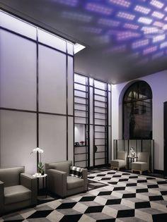 Morgans Hotel - Andrée Putman