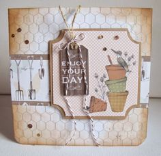 Going Buggy: craftwork cards