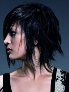 Need a hair cut, but not sure what to do...hmmm...kinda like this
