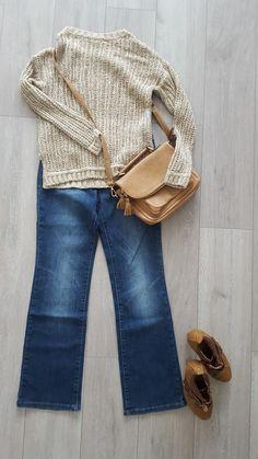 Bootcut Jeans Esprit Denim