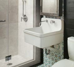 Click Pic for 30 Small Bathroom Ideas on a Budget | Space Saving Wash basin | DIY Small Bathroom Remodel