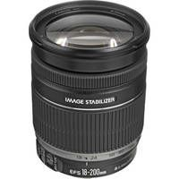on my wish list:   Canon   EF-S 18-200mm f/3.5-5.6 IS Autofocus Lens for Select Digital SLR Cameras USA