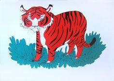 Tiger By Keeki