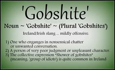 Irish words, you need to get this one right ... >:)