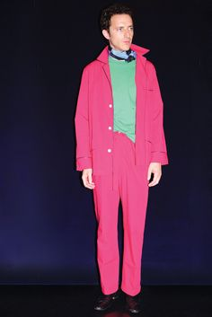 MP Massimo Piombo Spring 2015 Menswear - Collection - Gallery - Style.com