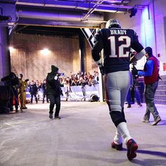 Now, his Bradyness is going to make the PICKSIX.