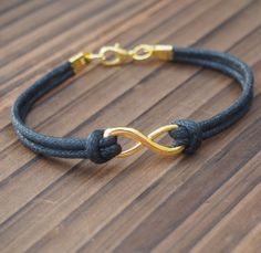 Hey, I found this really awesome Etsy listing at http://www.etsy.com/listing/160755633/infinity-bracelet-single-bracelet-in